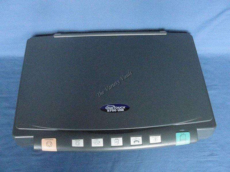Visioneer OneTouch 8700 Scanner