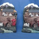 Noah's Ark Bookends Children Decor