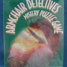 Armchair Detectives Mystery Game Blaze of Glory NIB