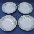 Diane Berry Bowls Set of 4 Wade Fine Porcelain China of Japan