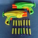 Buzz Bee Toys Air Blaster Foam Dart Guns 2004
