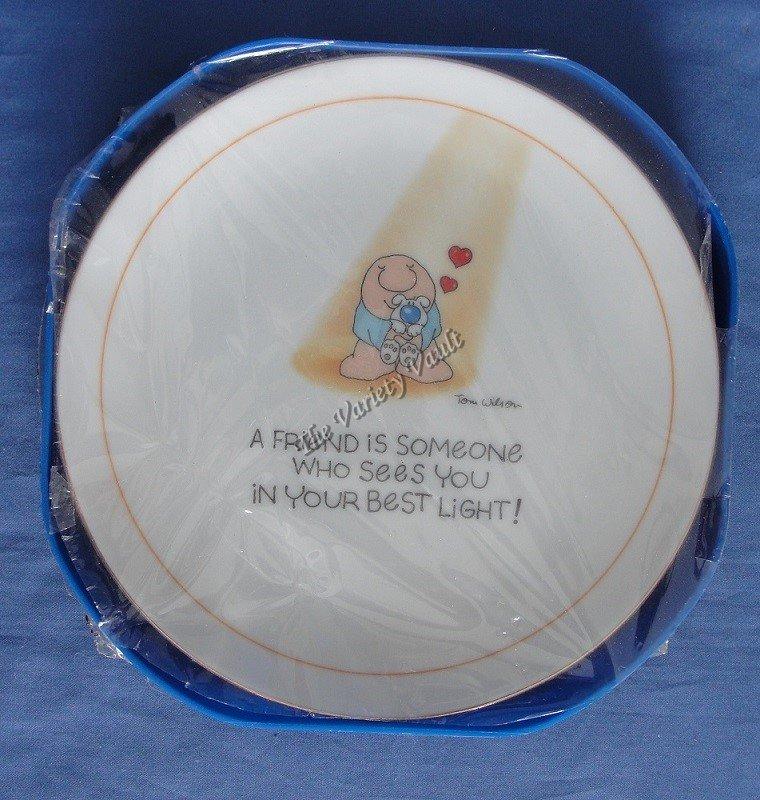 1984 Ziggy Collector Decorative Plate NEW