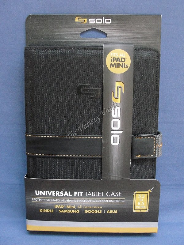 NEW Solo Universal Tablet Case 5.5 to 8.5�  UBN2204