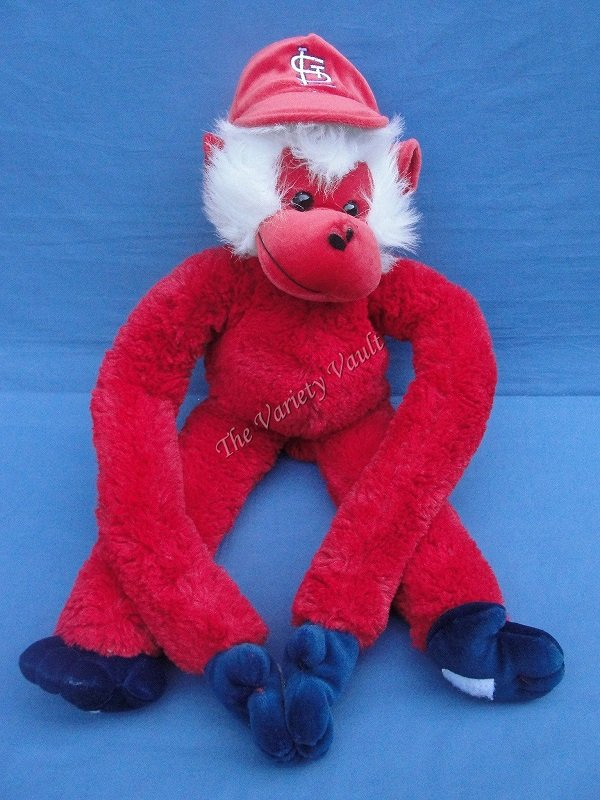 MLB St. Louis Cardinal Rally Monkey Forever Collectibles