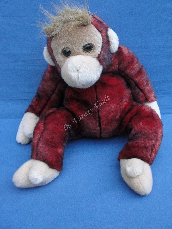 "Ty ""Schweetheart"" Plush Animal Monkey Orangutan"