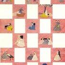 Little Women Applique quilt pattern -LHJ 1950