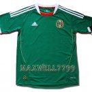 NEW 11-12 MEXICO HOME BLANK SOCCER SHIRT JERSEY