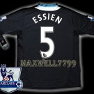 NEW 11-12 CHELSEA AWAY ESSIEN 5 PREMIER PATCH SOCCER SHIRT JERSEY
