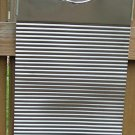 Zydeco Rubboard Frottoir Musical Washboard Stainless Scrubboard