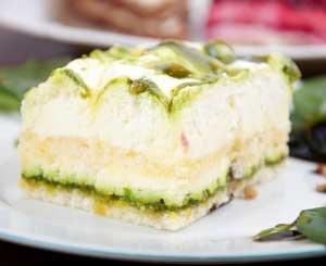 Pistachio Pudding Cake BS2