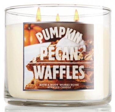 Pumpkin Pecan Waffles (B&BW) GS1