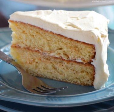 Sugar Milk Birthday Cake BS1