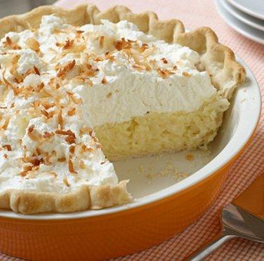 Coconut Cream Pie GS2