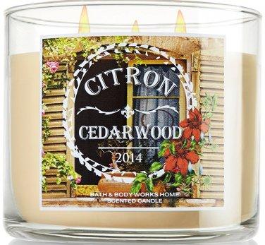 Citron Cedarwood B&BW Type BS2
