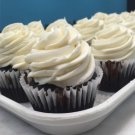 Chocolate Cream Cheese Cupcake BS3