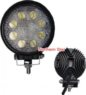 24W LED work lamp