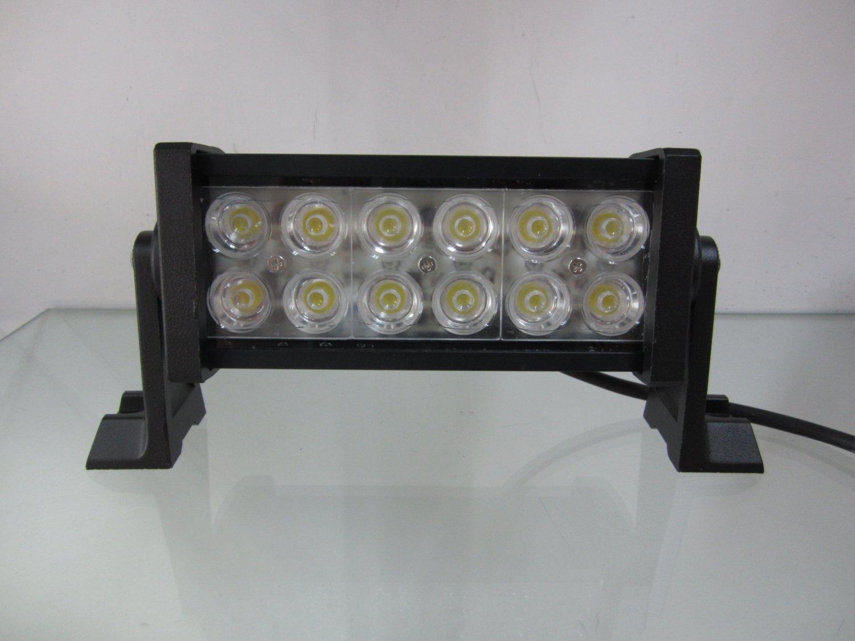 36W LED Work light bar