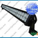 33Inch High Power 180W Aluminium LED Work Light,4X4 LED Light Bar,4X4 LED Flood Light Bar