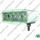 Hot sale mini 5.5'' 15W LED light bar for track/forklift/fire engine/ambulance