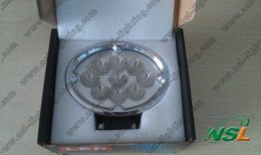 CREE 27W FLOOD BEAM LED WORK OFFROADS LAMP LIGHT CAR TRUCK BOATING CAMPING DC 12V/24V