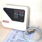 TURKU SAUNA HEATER CON5 EXTERNAL OUTER DIGITAL CONTROLLER AND ELECTRONIC THERMOSTAT SENSOR