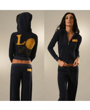 Juicy Love Tracksuit--Yellow