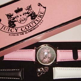 Juicy Couture Charm Watch