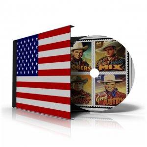UNITED STATES AMERICA STAMP ALBUM PAGES CD 1847-2011 ( 539 color illustr. pages)