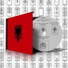 ALBANIA STAMP ALBUM PAGES 1913-2010 (391 pages)