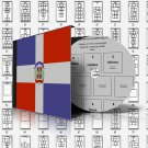 DOMINICAN REPUBLIC STAMP ALBUM PAGES 1865-2011 (279 pages)