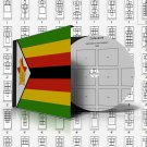 ZIMBABWE STAMP ALBUM PAGES 1980-2009 (81 pages)