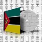 MOZAMBIQUE STAMP ALBUM PAGES 1877-2010 (607 pages)