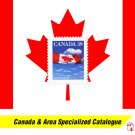 CANADA & AREA STAMPS SPECIALIZED PDF DIGITAL CATALOGUE (700+ pages, 2018 edition)