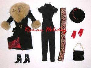 Winter Coat Ensemble