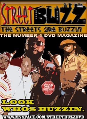 Streetbuzz Dvd Present... Look Who's Buzzin