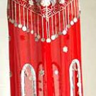 Belly Dance Costume Dress CS Red
