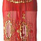 Belly Dancing Costume Dress FG Red