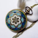 Pocket watch necklace BZ49