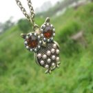 Owl necklace BZ176