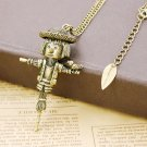 Scarecrow retro necklace BZ41