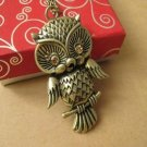 Owl necklace BZ279