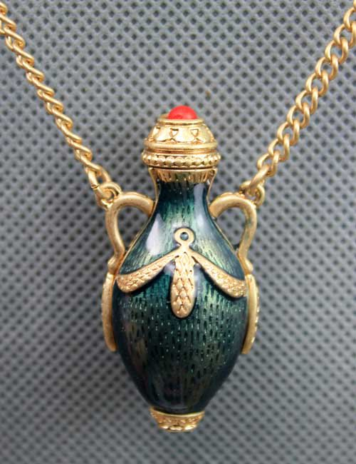 Beautiful vial necklace