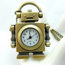 Robot Necklace pocket watch