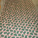 Christmas HoHoHo Bah Humbug Cotton Fabric