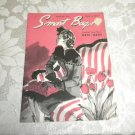 Vintage 40's Smart Bags Crochet Hats and Bags Patterns