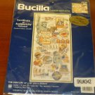 Bucilla-Cross Stitch Kit - The Century Limited Ed  NEW