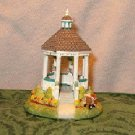 AH211b GARDEN GAZEBO- Liberty Falls Collection