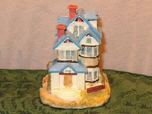 AH37 DOCTOR STEVENS' HOME & OFFICE-Liberty Falls Collection