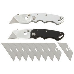 Maxam® 2pc Razor Folding Knives