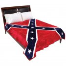 Wyndham House™ Rebel Confederate Flag Blanket